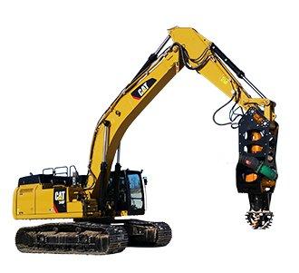 Excavator Dredging Pump
