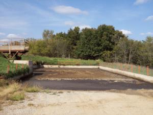 Manure Pond Dredging