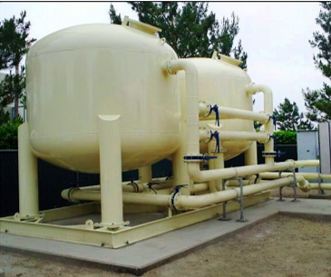 Conformité de l'eau industrielle EPA pour le lisier contaminé