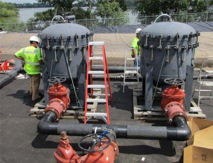 Slurry Water Treatment