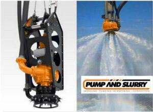 Máy bơm được triển khai cáp thủy lực với bộ kích hoạt tia nước