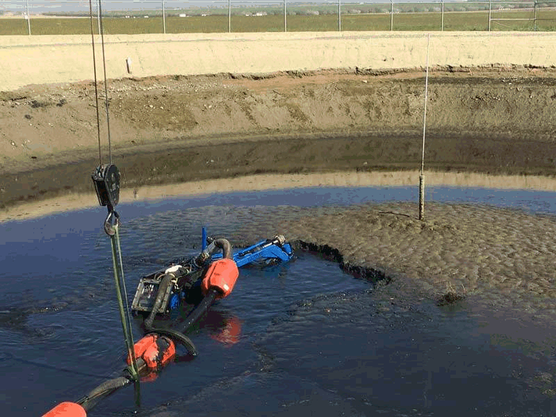 Canal Dredging