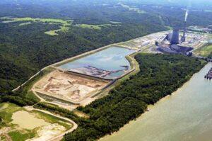 Coal Ash Power Plant Dredging