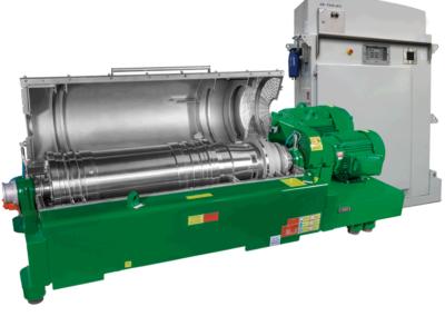 Centrifuge - Decanter centrifuge