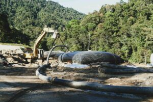 Dewatering Using Geotextile Tubes