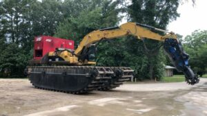 Excavator Dredge Projects
